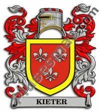 Escudo del apellido Kieter