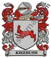 Escudo del apellido Kikebush