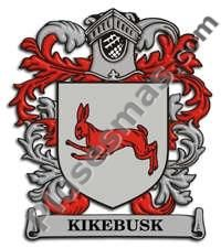 Escudo del apellido Kikebusk