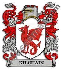 Escudo del apellido Kilchain