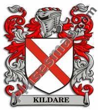 Escudo del apellido Kildare