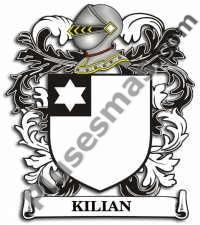 Escudo del apellido Kilian