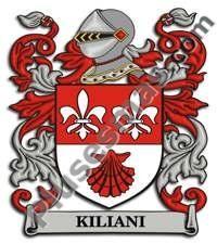 Escudo del apellido Kiliani