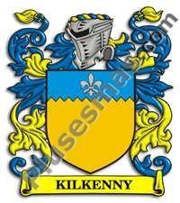 Escudo del apellido Kilkenny