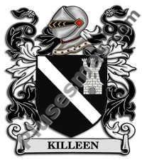 Escudo del apellido Killeen