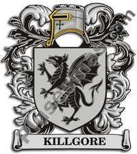 Escudo del apellido Killgore