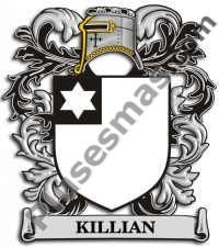 Escudo del apellido Killian