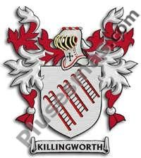 Escudo del apellido Killingworth