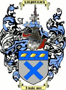 Escudo del apellido Kilpatrick