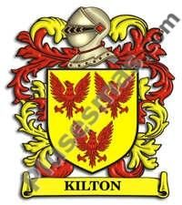 Escudo del apellido Kilton