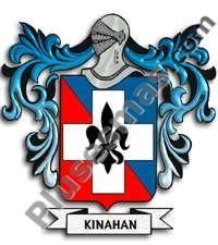 Escudo del apellido Kinahan