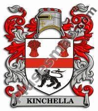 Escudo del apellido Kinchella