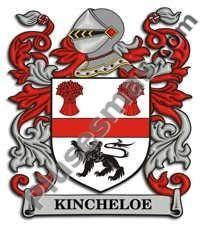 Escudo del apellido Kincheloe