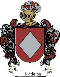 Escudo del apellido Kindelan