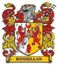 Escudo del apellido Kindellan