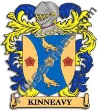 Escudo del apellido Kinneavy