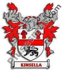 Escudo del apellido Kinsella