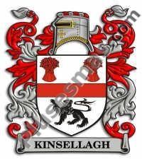 Escudo del apellido Kinsellagh