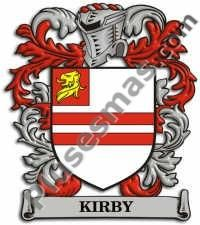 Escudo del apellido Kirby