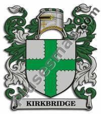 Escudo del apellido Kirkbridge