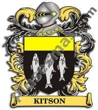 Escudo del apellido Kitson