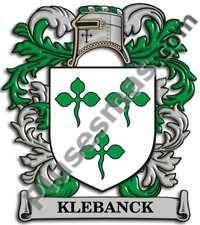 Escudo del apellido Klebanck