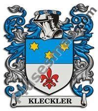 Escudo del apellido Kleckler