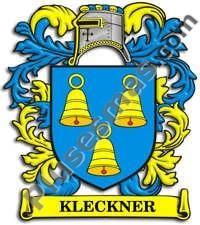 Escudo del apellido Kleckner