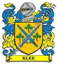 Escudo del apellido Klee