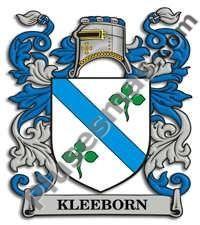 Escudo del apellido Kleeborn