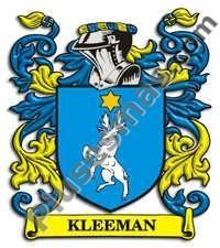 Escudo del apellido Kleeman