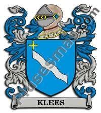 Escudo del apellido Klees