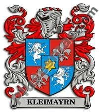 Escudo del apellido Kleimayrn