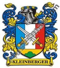 Escudo del apellido Kleinberger
