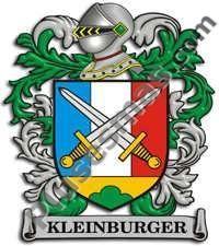 Escudo del apellido Kleinburger