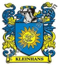 Escudo del apellido Kleinhans