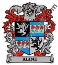 Escudo del apellido Kline