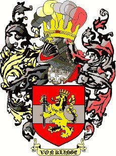 Escudo del apellido Klinge