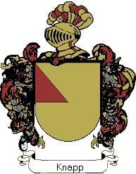 Escudo del apellido Knapp