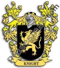 Escudo del apellido Knight