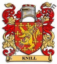 Escudo del apellido Knill