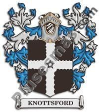 Escudo del apellido Knottsford