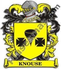 Escudo del apellido Knouse
