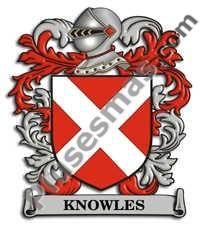 Escudo del apellido Knowles