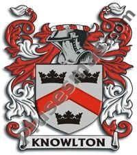 Escudo del apellido Knowlton