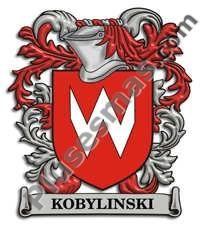 Escudo del apellido Kobylinski