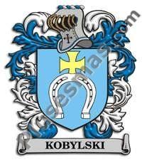 Escudo del apellido Kobylski