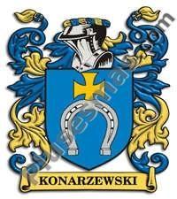 Escudo del apellido Konarzewski