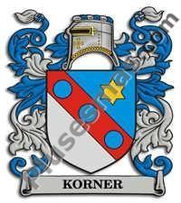 Escudo del apellido Korner