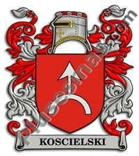 Escudo del apellido Koscielski